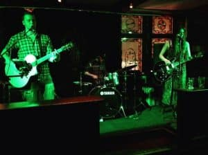 Fish Fingers - Live Band of the Week @ Molly Malones | Helsinki | Finland